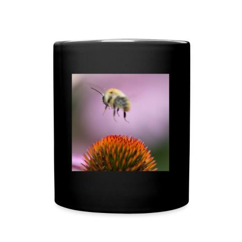 Biene Blume - Tasse einfarbig