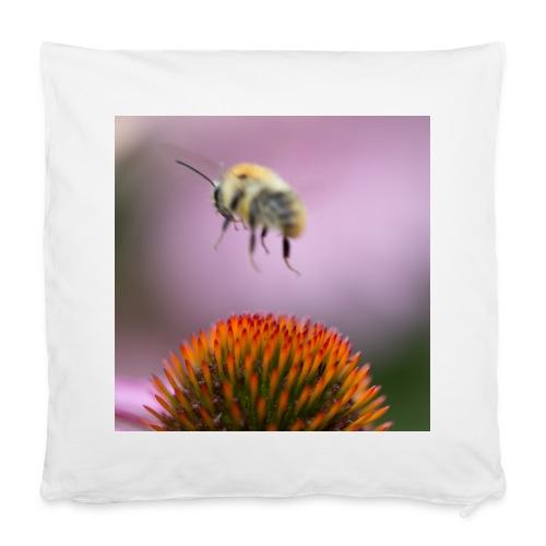 Biene Blume - Kissenbezug 40 x 40 cm
