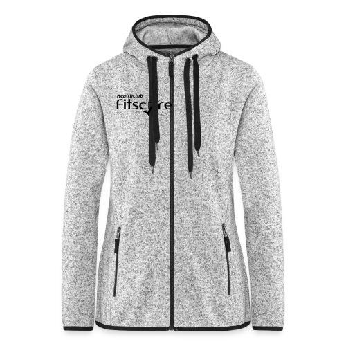 Instructeurs vest dames - Vrouwen hoodie fleecejack