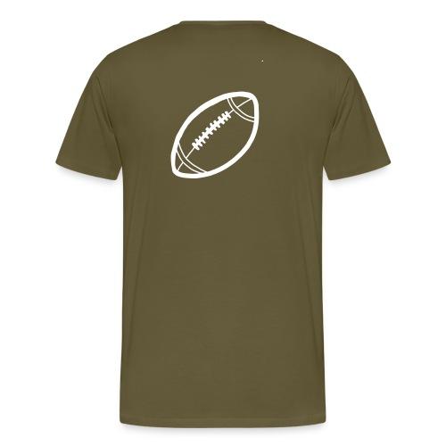 iYpsilon football T-Shirts - Männer Premium T-Shirt