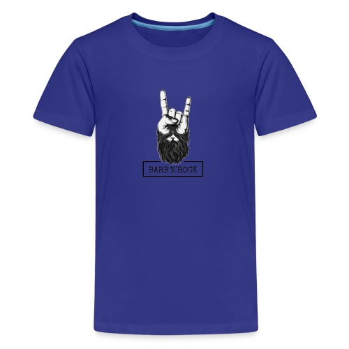 Barb'n'Rock Enfant - Teenage Premium T-Shirt