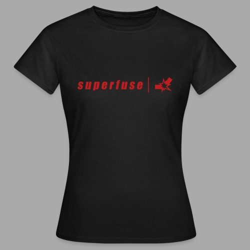 superfuse shirt Frauen - Frauen T-Shirt