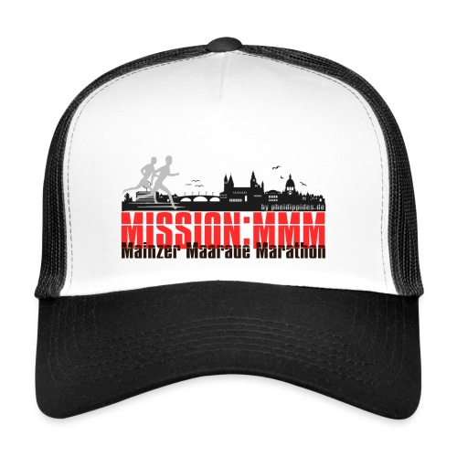 Cap MMM - Trucker Cap