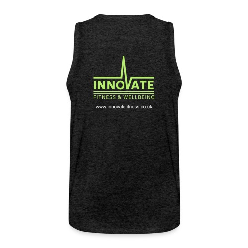 Innovate vest (mens) - Men's Premium Tank Top