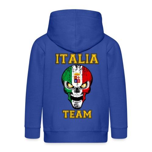 Italia team - Veste à capuche Premium Enfant
