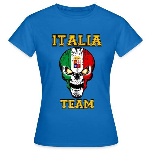 Italia team - T-shirt Femme