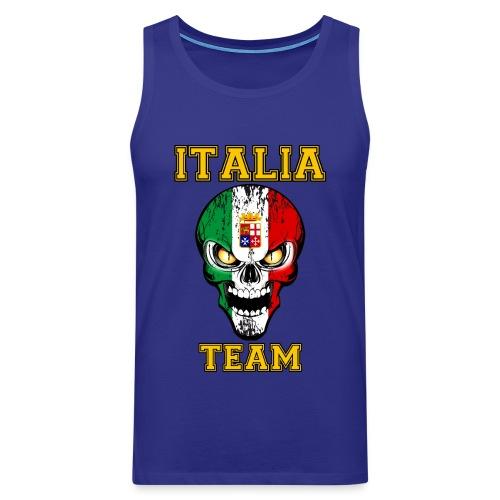 Italia team - Débardeur Premium Homme