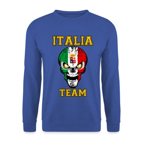 Italia team - Sweat-shirt Homme