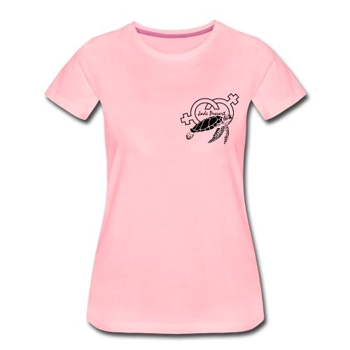 Turtles TB - Camiseta premium mujer