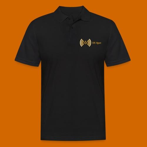 DE-Spot Polo - Männer Poloshirt