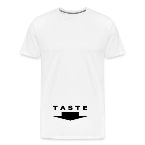 Taste Shirt - Männer Premium T-Shirt