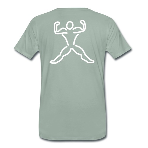 iYpsilon Shirt Muskelmann - Männer Premium T-Shirt