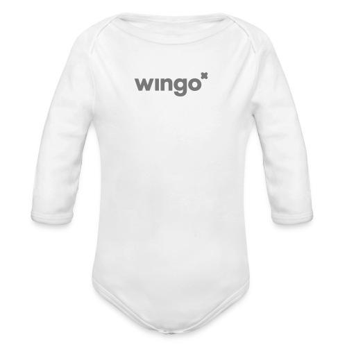 Body - Organic Longsleeve Baby Bodysuit