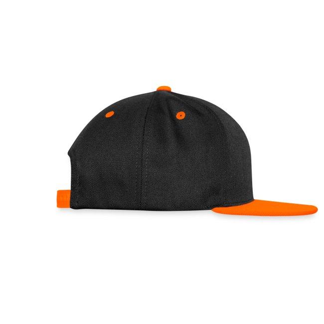 DD Two-Tone Snapback Cap  V2