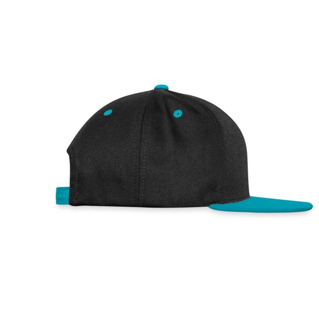 DD Two-Tone Snapback Cap  V3