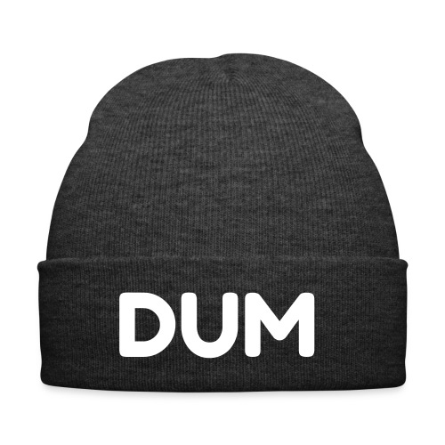 DUM BEANIE - Winter Hat