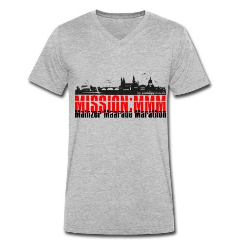 Damen Tank-Top MMM - Männer Bio-T-Shirt mit V-Ausschnitt von Stanley & Stella