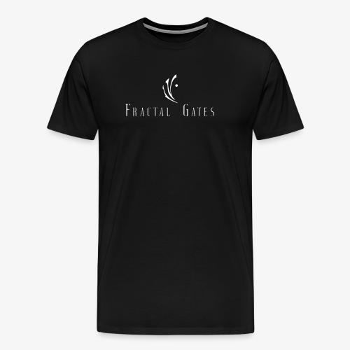 Fractal Gates Commander  Tshirt - T-shirt Premium Homme