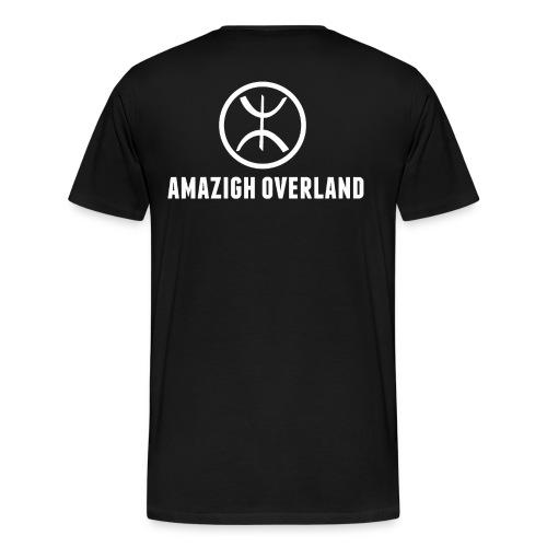Amazigh Logo T-shirt - Men's Premium T-Shirt