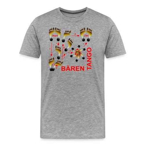 Bärenlust macht Party - Männer Premium T-Shirt