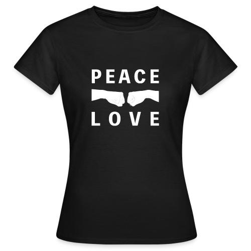 PEACE-LOVE - T-shirt Woman 2 - Maglietta da donna