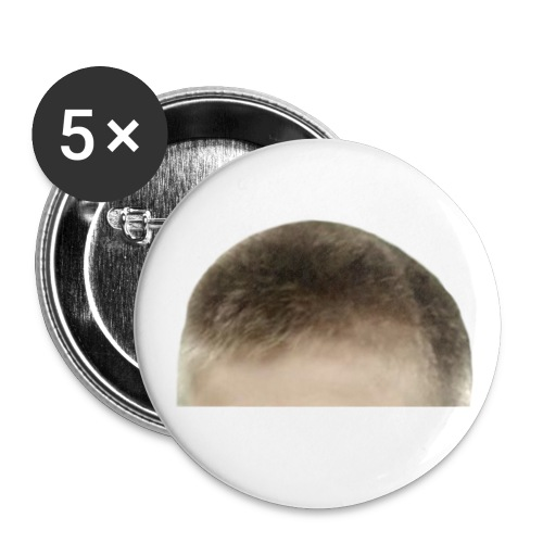 Buttons groot 56 mm (5-pack)