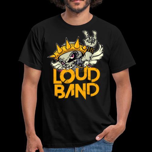 Camiseta Loud Band Hombre - Camiseta hombre