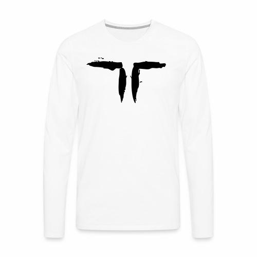 rr-logo  - Men's Premium Longsleeve Shirt