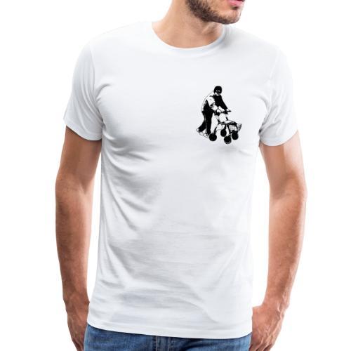 Legend - T-shirt (herr) - Premium-T-shirt herr