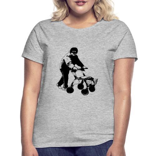 Grå Legend (dam) - T-shirt dam