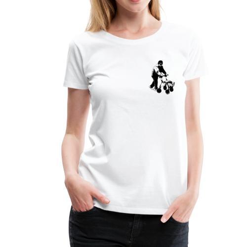 Legend - T-shirt (dam) - Premium-T-shirt dam