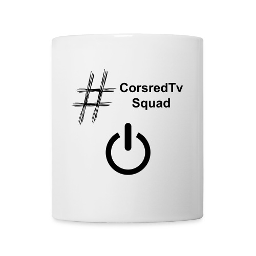 Tasse (#CorsredTv Squad, Power) Edition - Mug