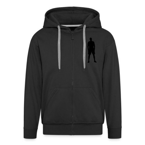 Men's Hoodie - Men's Premium Hooded Jacket