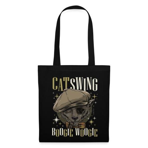 Cat Swing bag - Bolsa de tela