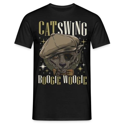 Cat Swing - Camiseta hombre