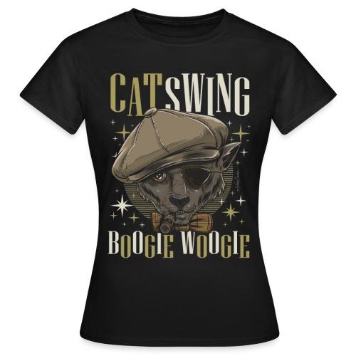 Cat Swing g - Camiseta mujer