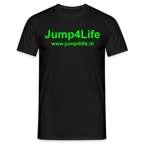 Meetingshirt - Mannen T-shirt
