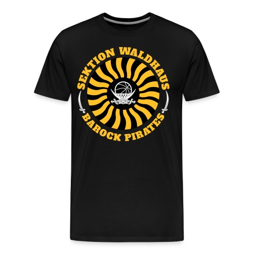 Sektion Waldhaus - Männer Premium T-Shirt