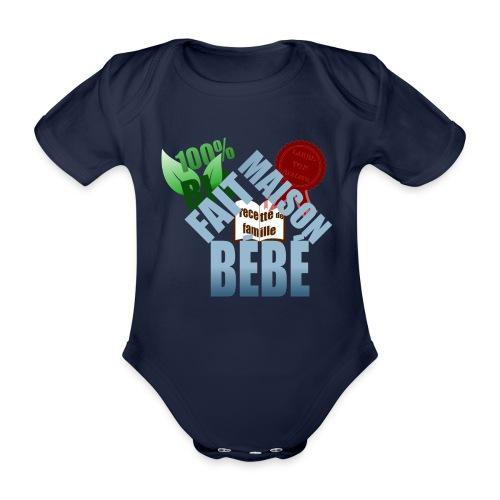 bébé labels - Body bébé bio manches courtes