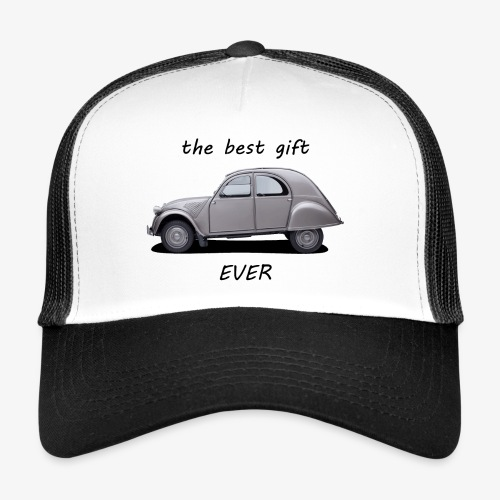 casquette best gift ever (2cv) - Trucker Cap