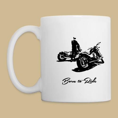 Born To Ride - Tasse