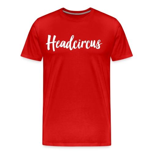 Headcircus Shirt rot - Männer Premium T-Shirt