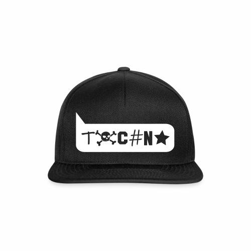 Techno Comic Sprechblase - Cap - Snapback Cap