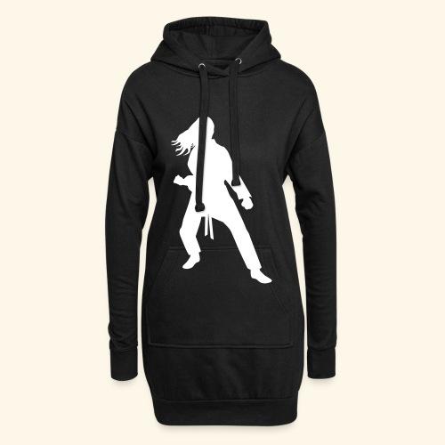 FWSBerlin Lady Hoodie Kleid Fighting Women - Hoodie-Kleid