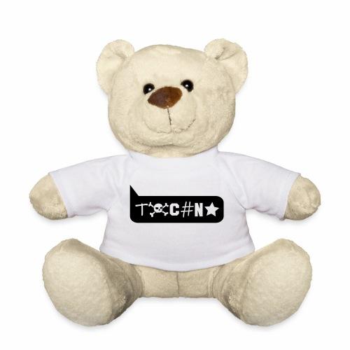 Techno Comic Sprechblase - Teddy - Teddy