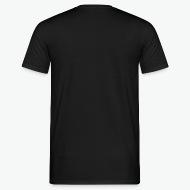 T-shirt Meilleur papa de la galaxie noir par Tshirt Family