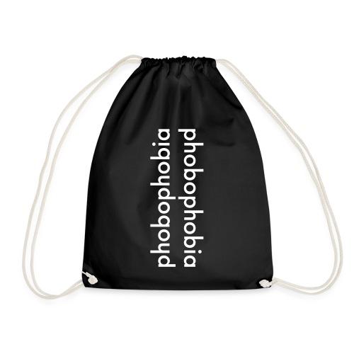Phobophobia, Cotton Gym Bag - Turnbeutel