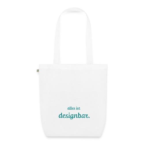 BIO BAG designbar. - Bio-Stoffbeutel