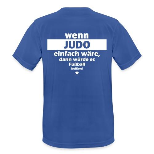 Judo Fan Shirt - Männer - Männer T-Shirt atmungsaktiv