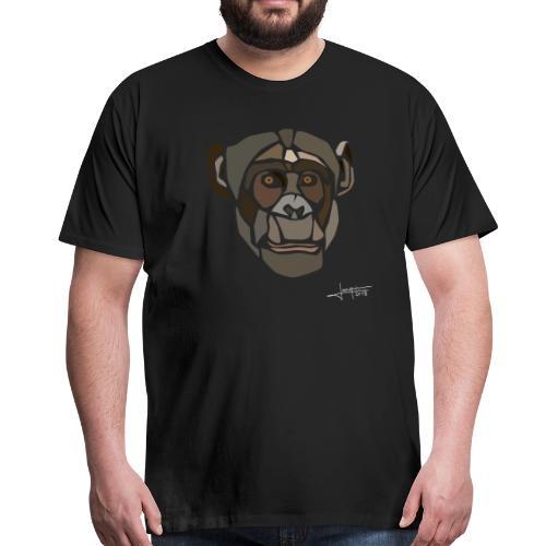 My Monkey By Joaquin - T-shirt Premium Homme